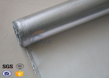 Recyclable Aluminum Coated High Silica Fabric Fiberglass Fire Retardant
